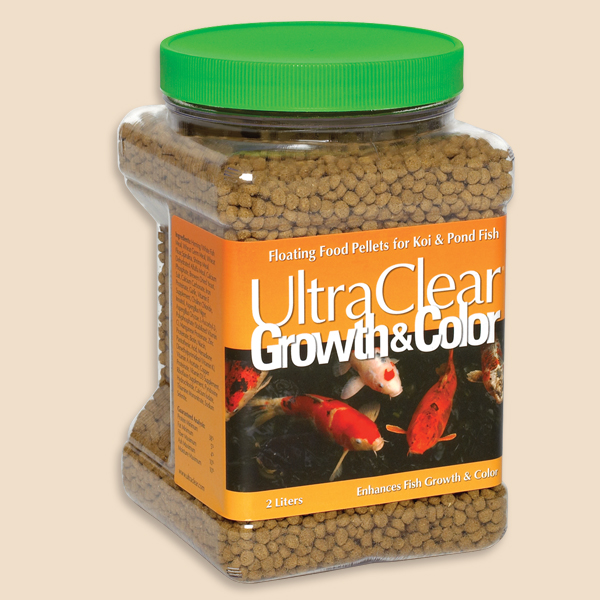 Growth & Color Floating Pellets