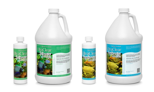 Ultraclear Acquarium Treatment