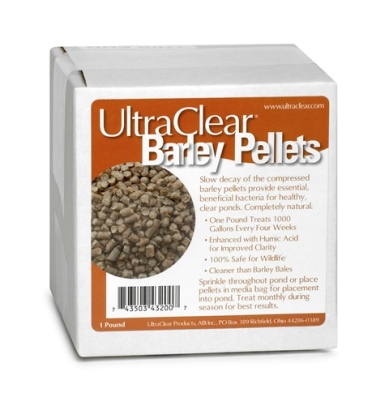 Ultraclear Barley Pellets