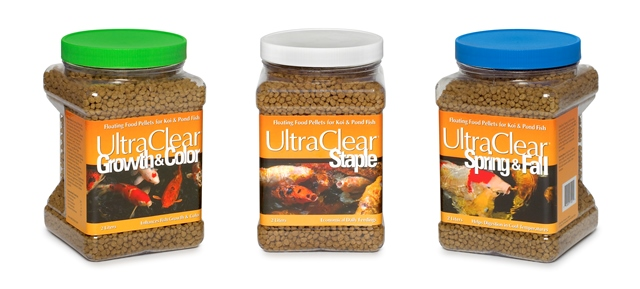 Ultraclear Fish Food Group