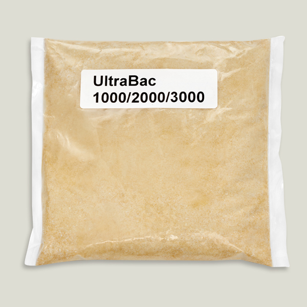 UltraBac 1000/2000/3000 Nutrient Pack